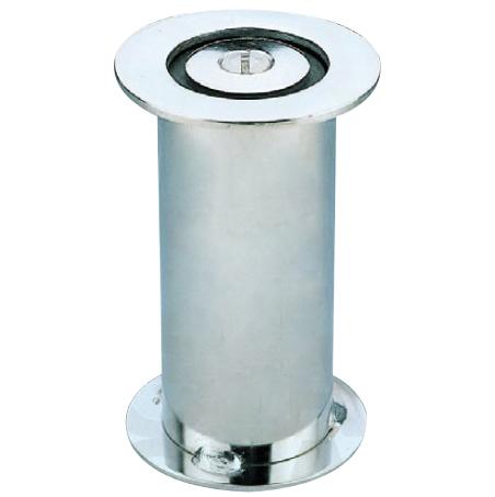 Ancoraggio piano ZURICH-WIESBADEN Per tubo diametro 43 e 48 mm