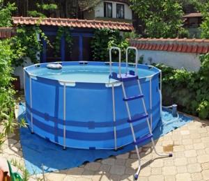 chiusura invernale delle piscine fuori terra