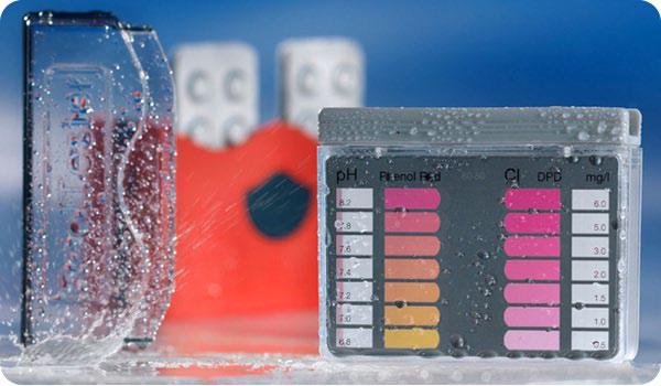 I metodi manuali oto e dpd per l analisi dell acqua della piscina bsvillage blog - Misuratore ph piscina ...