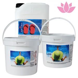 Kit prodotti mantenimento spa