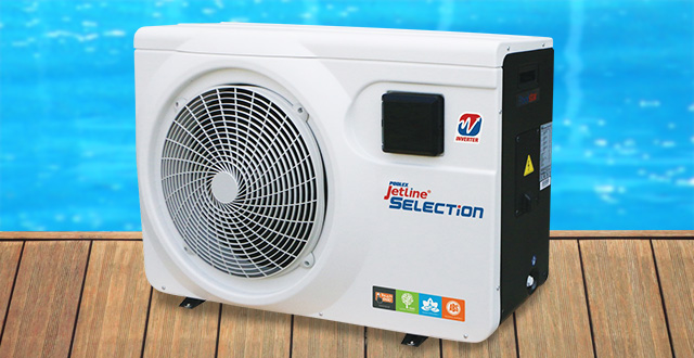 pompa calore Jetline Selection
