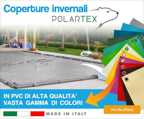Promozione Coperture invernali Polartex a prezzi eccezionali!