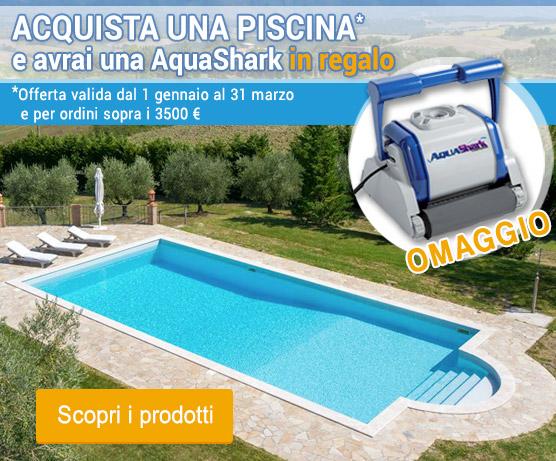 Piscine interrate fuori terra e accessori per piscina - Piscine on line ...