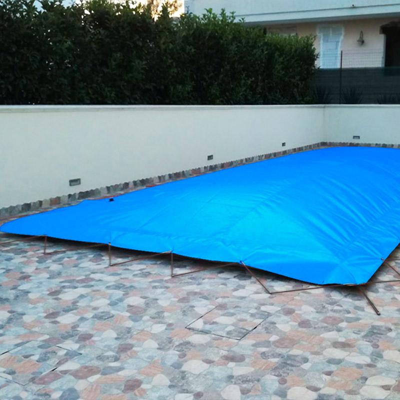 Coperture gonfiabili per piscine for Piscine fuori terra usate