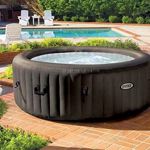 Piscine vasche spa idromassaggio da esterni minipiscine for Come costruire una vasca incassata