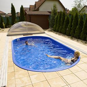 Piscine interrate fuori terra e accessori per piscina prezzi e vendita online - Piscine vetroresina interrate ...