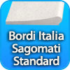 Bordi per piscina Sagomati STANDARD made in Italy