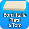 Bordi per piscina Piatti a TORO made in Italy