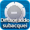Diffusori Audio SUBACQUEI per piscine interrate