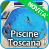 Piscine interrate TOSCANA ovale