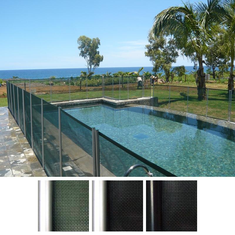 Recinzione di sicurezza in piscina beethoven - Recinzioni per piscine ...