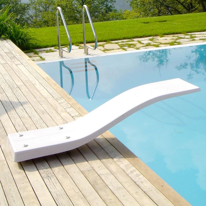 Tavola Ricambio Trampolino piscina Modello Delfino 1,60 mt  BSVillage.com