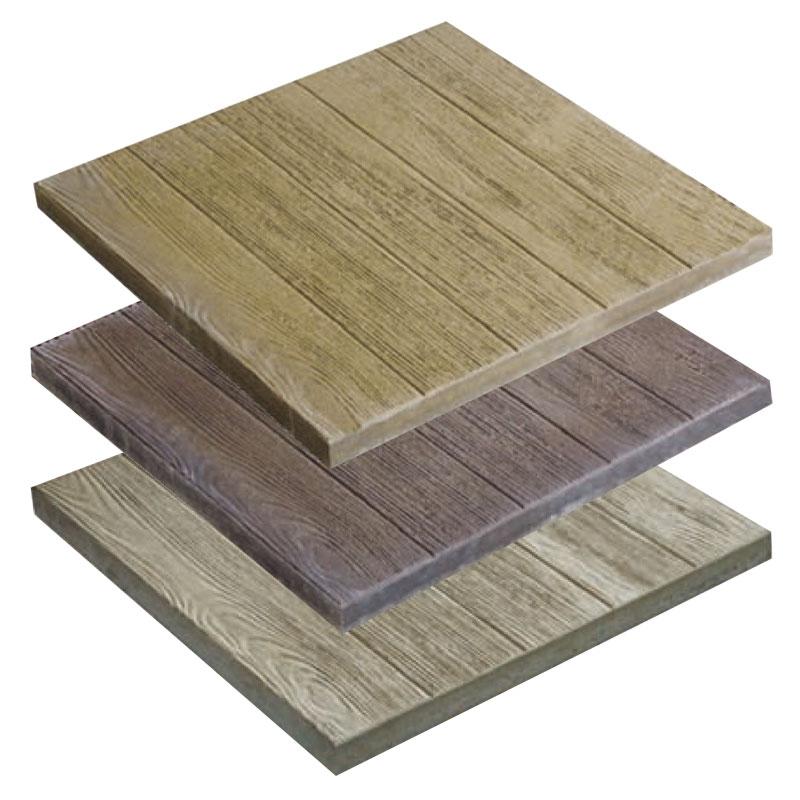 Pavimento esterno effetto legno cool pavimenti per - Ikea mattonelle esterno ...