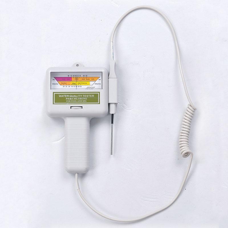Tester elettronico jilong misuratore ph e cloro - Misuratore ph piscina ...