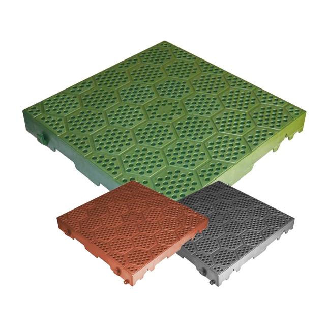 Pavimenti In Plastica Per Esterni.128 Piastrelle In Pvc Pavimento Pvc In Piastrelle 30x30