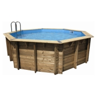 Piscina in legno NorthWood 430 - Ø 4,30 h.1,20 m