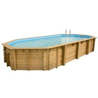 Piscina in legno NorthWood 860 - 8,60 x 4,70 h.1,30 m
