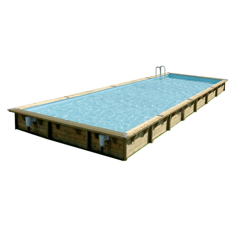 Piscina in legno NorthWood 1100 - 11,00 x 5,00 h.1,40 m