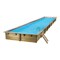 Piscina in legno NorthWood 1550 - 15,50 x 3,50 h.1,55 m