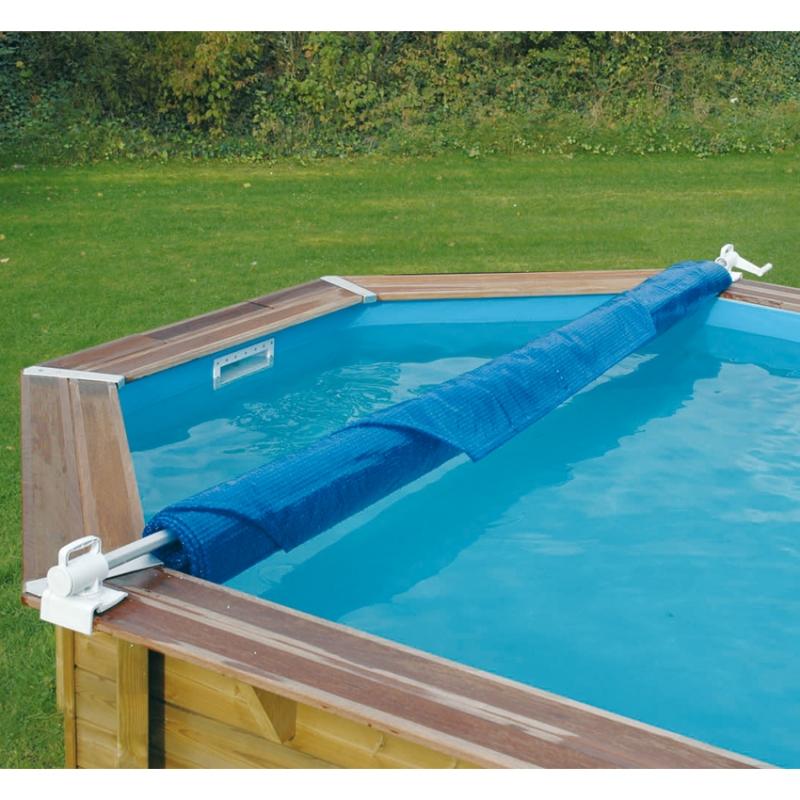 Rullo Avvolgitore copertura per piscine fuori terra Ubbink  BSVillage.com