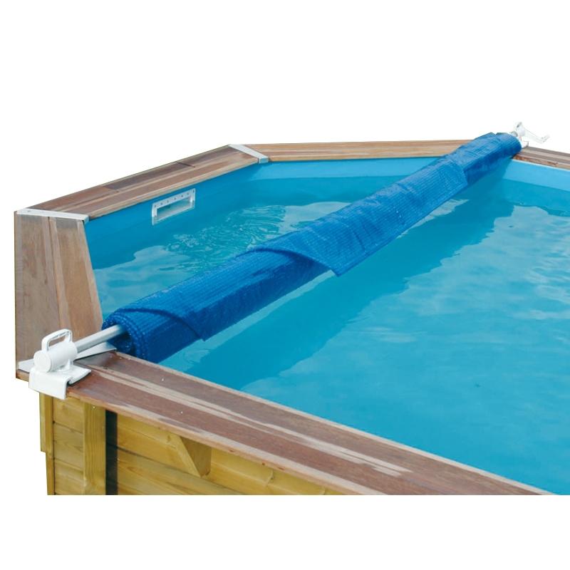Rullo avvolgitore copertura per piscine fuori terra ubbink for Teli copripiscina fuori terra