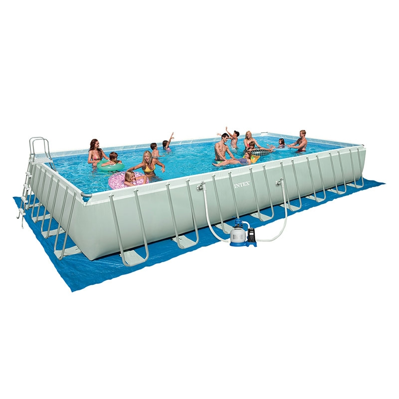 Piscina Intex Ultra Frame 9,75 x 4,88 h.1,32 m
