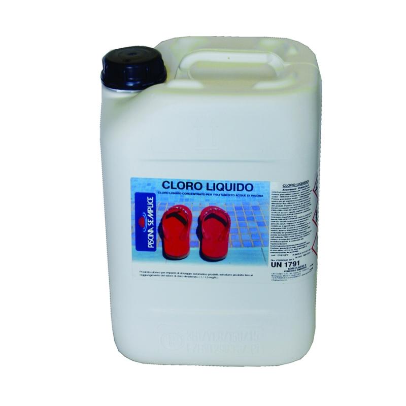 Cloro liquido per piscina for Cloro liquido para piscinas
