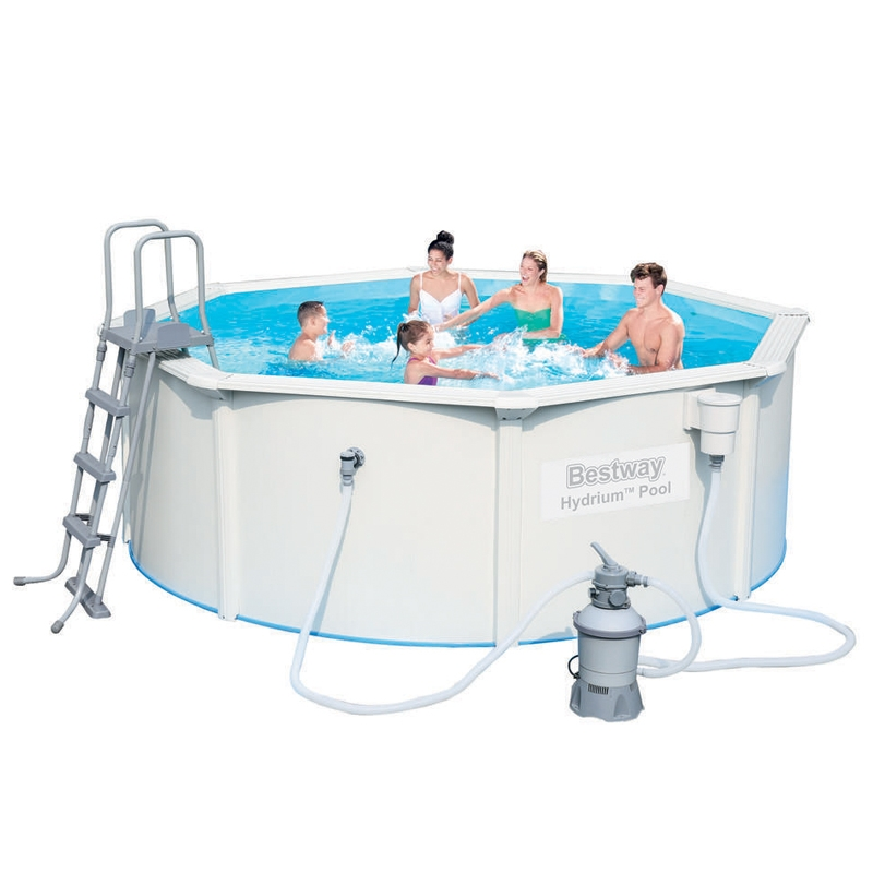 Piscina fuori terra bestway hydrium 3 00 x h 1 20 m for Piscine fuori terra best way