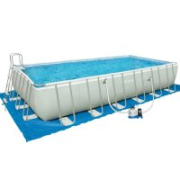Piscina Intex Ultra Frame 7,32 x 3,66 h.1,32 m