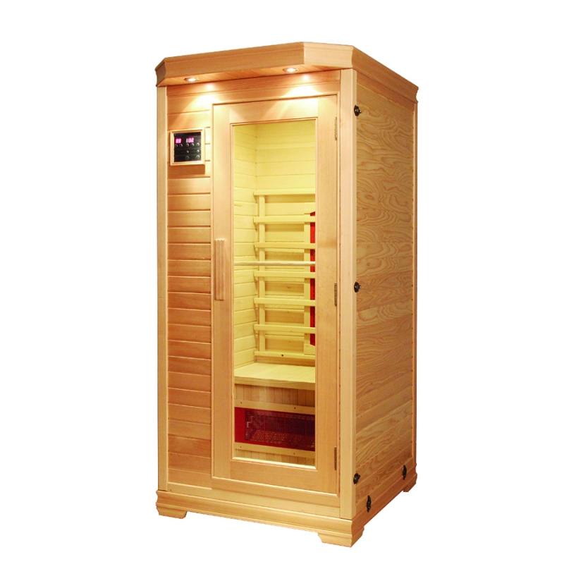 Sauna a raggi infrarossi Mariana - 1 posto  BSVillage.com
