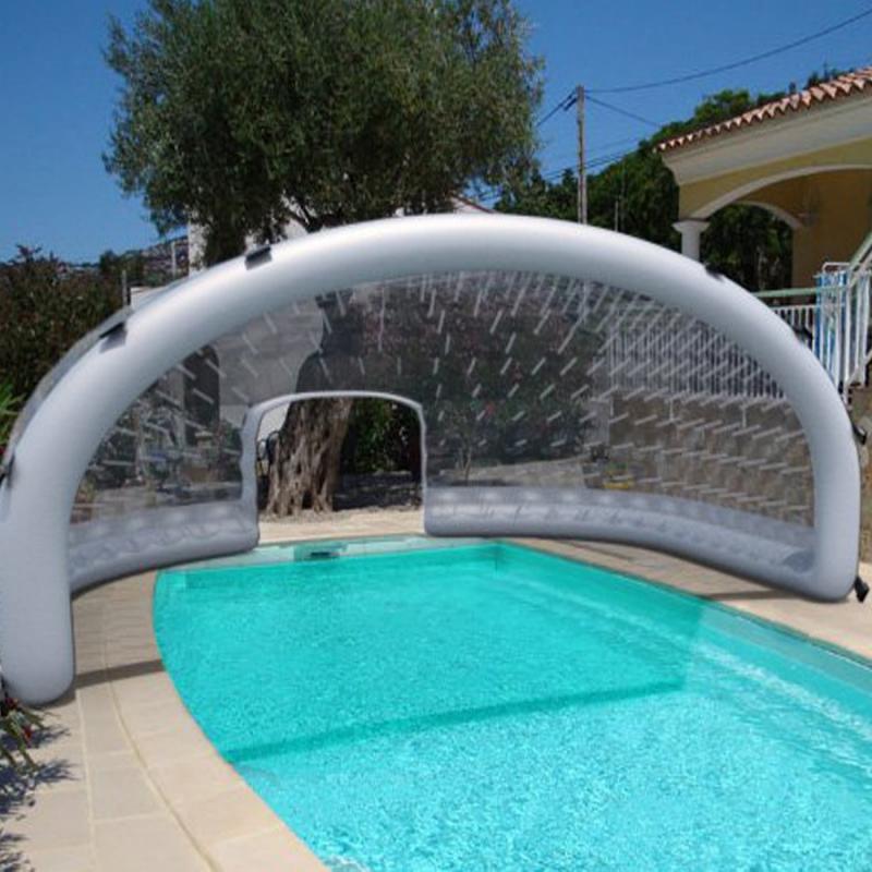 Copertura gonfiabile poolglobe per piscina - Poltrone gonfiabili per piscina ...