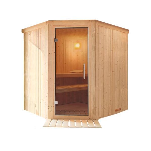 Sauna Finlandese Tradizionale Tuula 2 Posti Bsvillage Com