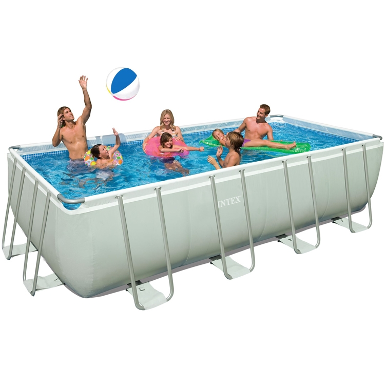Piscina Intex Ultra Frame 5,49 x 2,74 h.1,32 m