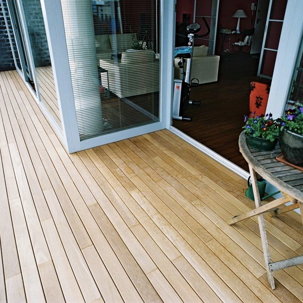 Decking legno naturale TEAK - al mq | BSVillage.com