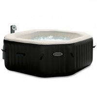 Piscina SPA Idromassaggio Intex JET & BUBBLE DELUXE - 4 posti