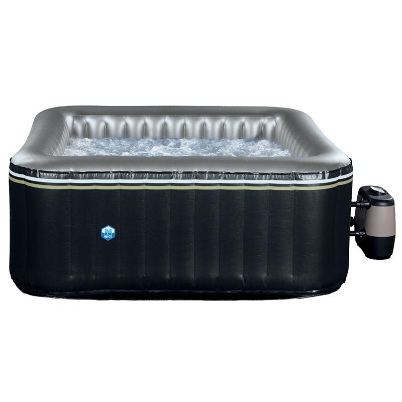 Piscina spa idromassaggio gonfiabile aspen - Piscina spa gonfiabile ...