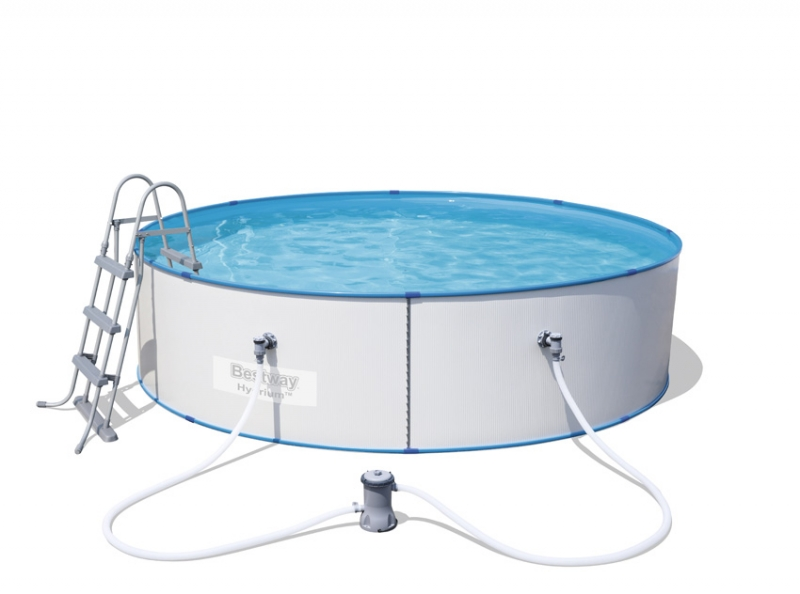 Piscina fuori terra bestway hydrium splasher 3 60 x h 0 for Liner piscine 3 60 x 0 90
