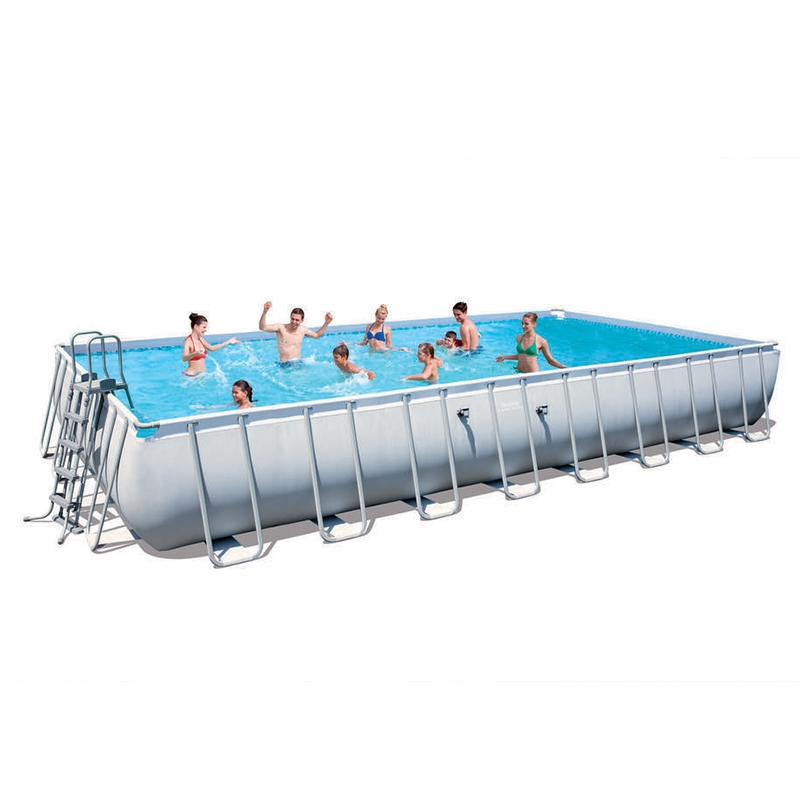 Piscina fuori terra bestway power steel frame for Piscine fuori terra best way