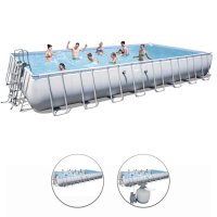Piscina fuori terra Bestway POWER STEEL FRAME 9,56 x 4,88 x h.1,32 m