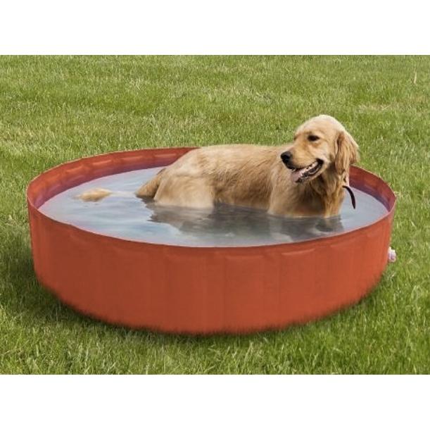 Piscinetta per cani mydog pool 140 in plastica - Piscine in plastica ...