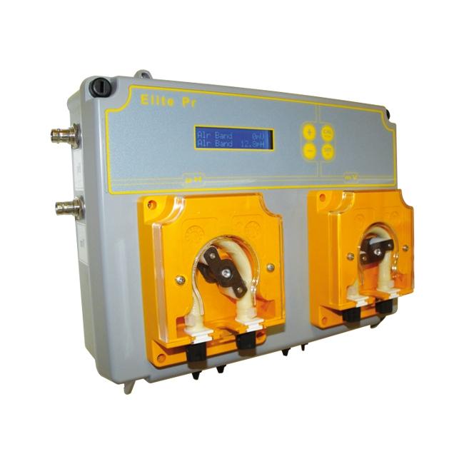 Pompa dosatrice elite ph e redox cloro con sonda per for Pompa per piscina