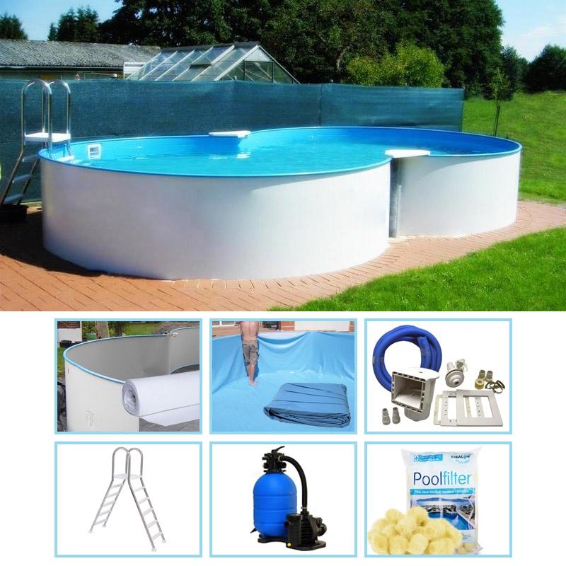 Recipe per Piscina Riscaldamento e filtro piscina istruzioni combinata