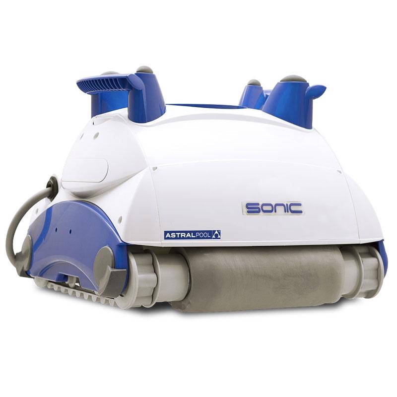 Robot per piscina sonic fondo e pareti for Robot piscina