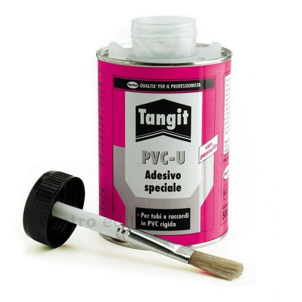 Colla Tangit per tubi e raccordi in PVC  BSVillage.com
