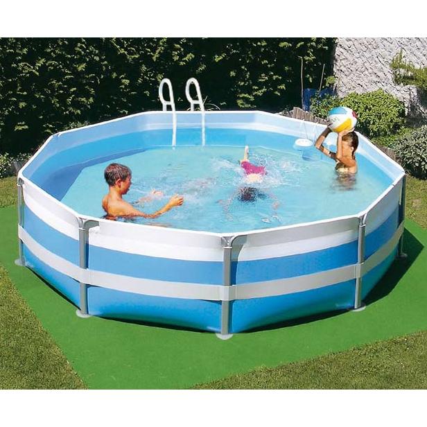 Piscina fuori terra florida 350 350h75 filtro a cartuccia - Filtro cartuccia piscina ...