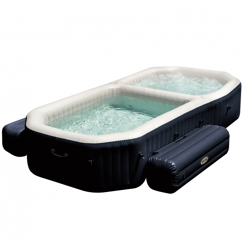 Piscina idromassaggio gonfiabile intex bubble spa pool 4 - Piscine intex usate ...