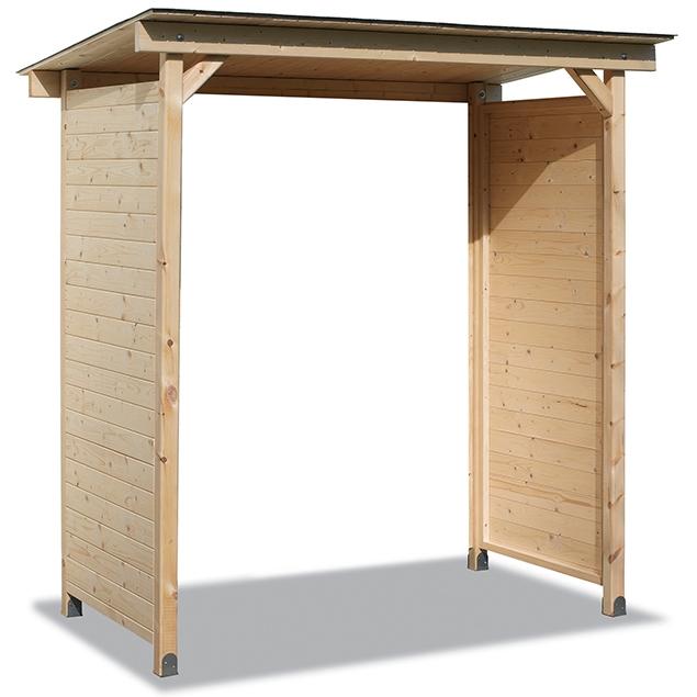 Legnaia madera da esterno for Tinozze da giardino