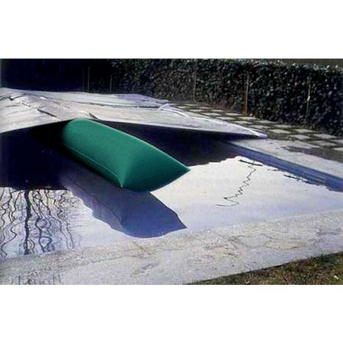 Salsicciotto ad aria polartex airtube da 8 metri per piscina - Piscina gonfiabile 2 metri ...
