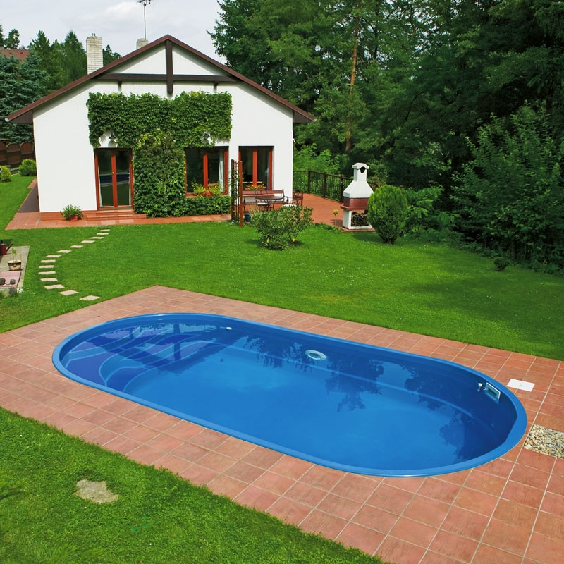Piscine interrate piccole dimensioni cheminfaisant - Piccole piscine in casa ...