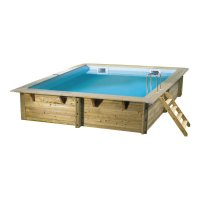 Piscina in legno NorthWood 300 - 3,00 x 3,00 h.1,26 m